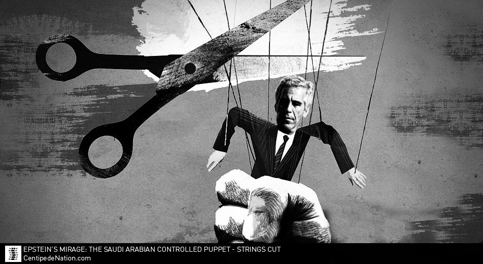 "Epstein's Mirage: ""The SA Controlled Puppet – Strings Cut"""