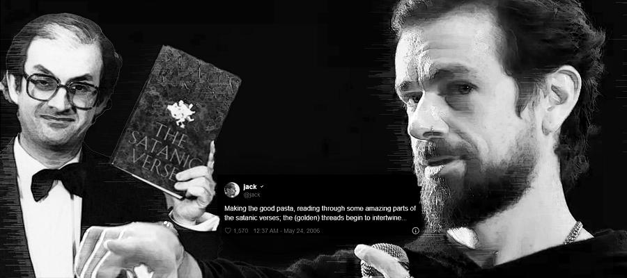 Jack Dorsey And The Satanic Verses