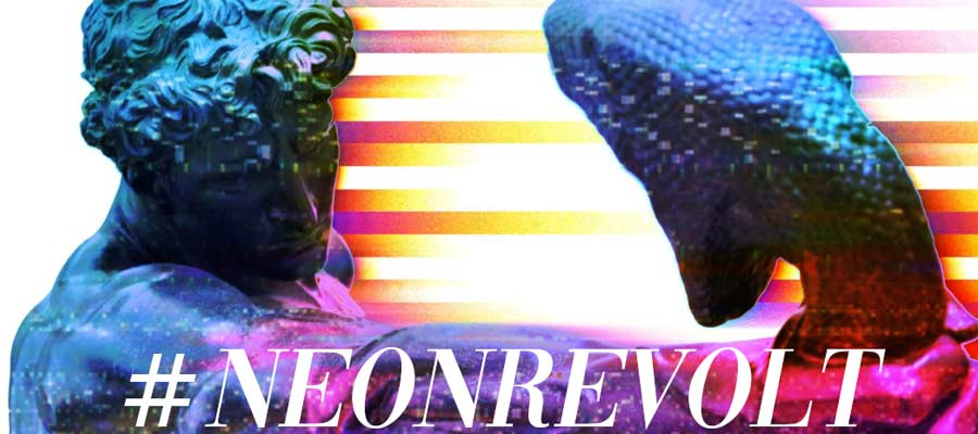 """NEON REVOLT Takes Break From The Qanon Movement As It Has Been Taken Over By """"Normies-Who-Think-They're-Redpilled"""" Using Poor Research and """"Unsubstantiated Theories""""…"""