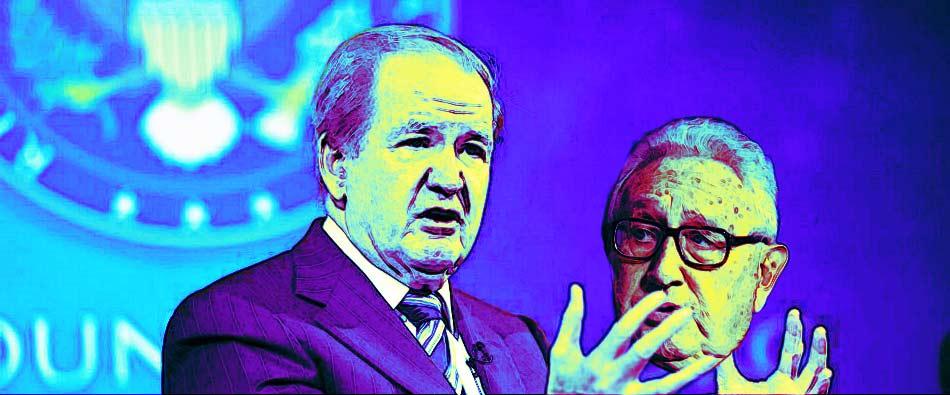 Pat Buchanan Takes Down Kissinger's Plea For A 'New World Order'…