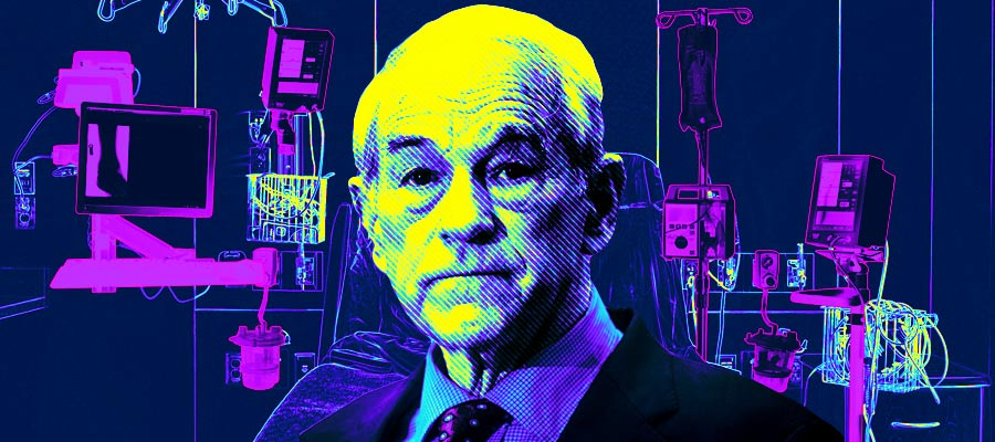 Ron Paul Warns Of Potential Healthcare PATRIOT Act