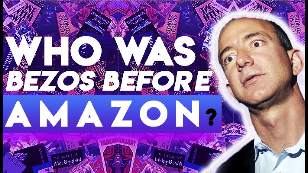 Who was Jeff Bezos BEFORE Amazon?…